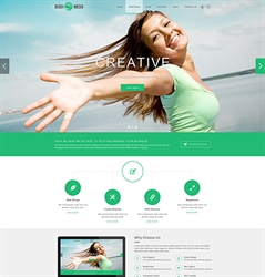 SP20064 Unlimited Responsive Multi-Purpose DNN Theme