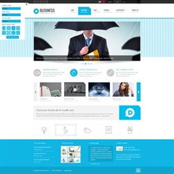 SP20039 CSS3 HTML5 Unlimited Colors Responsive Skin Pack 025 DNNGallery Social Blog (DNN5/6/7)