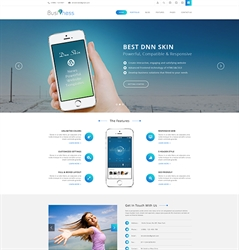 SP20068 Unlimited Responsive Multi-Purpose DNN Theme