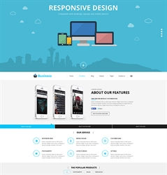 SP20067 Unlimited Responsive Multi-Purpose DNN Theme