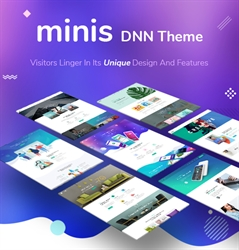 Minis-Unlimited Responsive Multi-Purpose DNN Theme