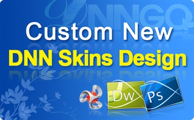 CS80002-Custom New DNN Skin Design