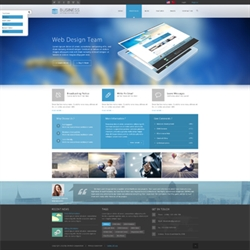 SP20049 CSS3 HTML5 Unlimited Skins/Styles/Colors Responsive Multi-Purpose Skin 035