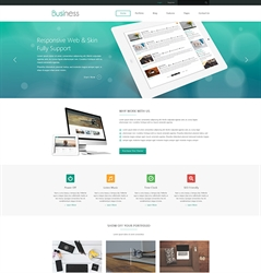 SP20045 Unlimited Responsive Multi-Purpose DNN Theme