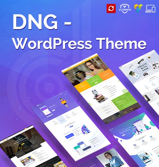 DNG-Creative Multi-Purpose WordPress Theme