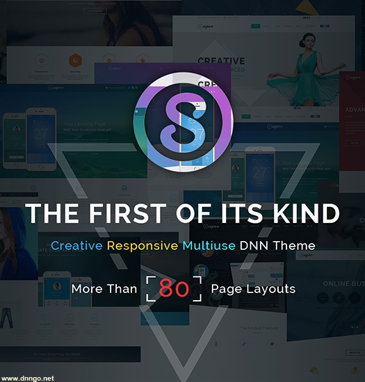 SP20073 Unlimited Responsive Multi-Purpose DNN Theme