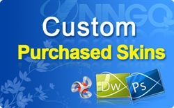 CS80001-Customize Purchased DNN Theme