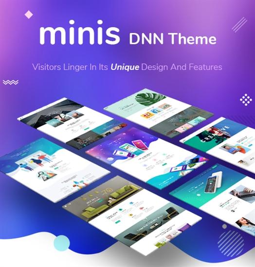 Minis Unlimited Responsive Multi Purpose Dnn Theme Dnn Skins Dnn Modules Dnn Templates Dnn Store Dnn Themes Free Dnn Custom Dnn Template Store