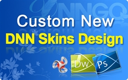 CS80002-Customize New DNN Theme Design