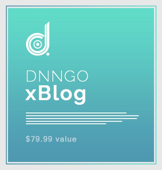 DNNGo_xBlog
